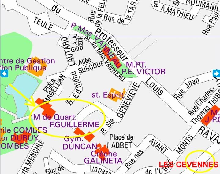Info quartier des cevennes a montpellier - Quartiers de montpellier ...